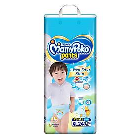 Tã quần cao cấp Jumbo MamyPoko Boy
