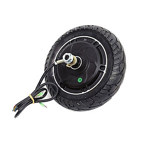 48V Electric Scooter Hub Wheel Brushless Motor Toothless