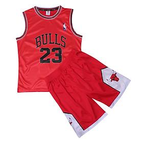 Quần áo bóng rổ trẻm em Fitme Bull