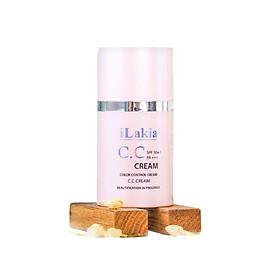 iLakia - Kem Nền Che Khuyết Điểm Đa Năng CC Cream SPF 50+/PA +++ 40ml KOREA