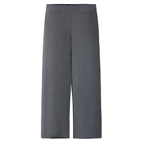 Quần High Waist Culottes The Cosmo (Charcoal)