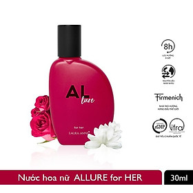 NƯỚC HOA NỮ LAURA ANNE ALLURE  - 30ML