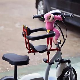 Ghế cho bé ngồi trước xe đạp và xe đạp điên  QGA1