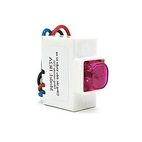 Công tắc thông minh điều khiển từ xa hồng ngoại bật/tắt điện IR2A ( Tặng 03 nút kẹp cao su giữ dây điện cố định )
