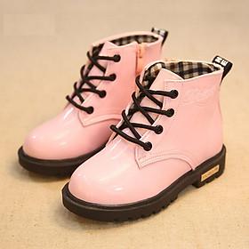Giày Cổ Cao Cho Bé Trai Và Bé Gái Từ 3 - 10 Tuổi GC10
