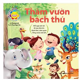 Cẩm Nang Ngoan Cả Tuần - Thăm Vườn Bách Thú