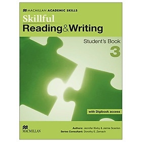 Skillful Level 3 Reading & Writing Student's Book & DSB Pack