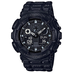 Hình đại diện sản phẩm Đồng hồ nam dây nhựa Casio G-SHOCK GA-100BT-1ADR
