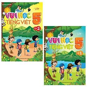 Combo Vui Học Tiếng Việt Lớp 5 - Tập 1 Và 2 (Bộ 2 Tập)