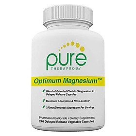 """Optimum Magnesium - 240""""Delayed Release"""" Vcaps 