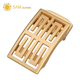 Mặt Khóa Thắt Lưng - Đầu Khóa Thắt Lưng SAM Leather SMDN022HV