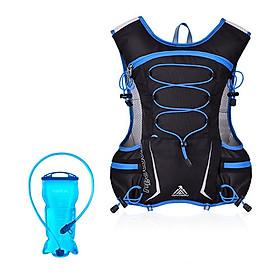 Vest nước chạy bộ Anmeilu RUN8001 tặng kèm túi nước 2 Lít Rimix CB001