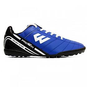 Giày đinh đá bóng Prowin RX + tặng kèm tất đá bóng (xanh dương)