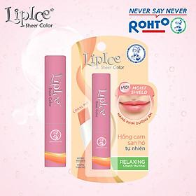 Son dưỡng có màu tự nhiên Lipice Sheer Color 2.4g-3
