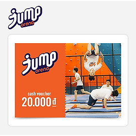 Jump Arena - Phiếu Qùa Tặng 20K