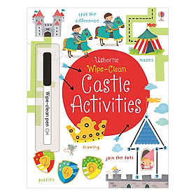 Usborne Castle Activities