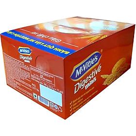 Bánh quy lúa mì nguyên cám McVitie's Digestive Mini F143924 32.5g