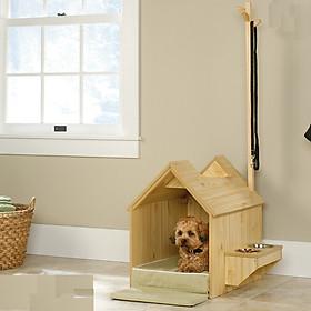 Nhà Gỗ Độc Đáo Cho Chó #DH008
