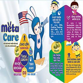 Sữa bột Nutricare Metacare 1 Mới - phát triển toàn diện cho trẻ 0-6 tháng tuổi (400g)-1