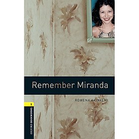 Oxford Bookworms Library (3 Ed.) 1: Remember Miranda Mp3 Pack