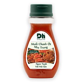 Muối Chanh Ớt Nha Trang 200gr Dh Foods