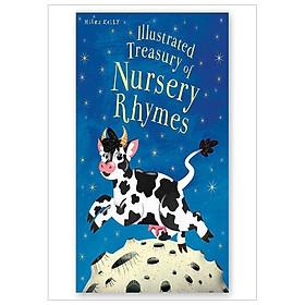 Illustrated Treasury of Nursery Rhymes (Hardcover)