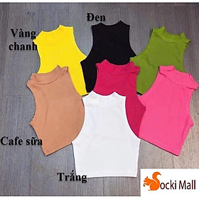 Áo sport body ôm, lửng kiểu ba lỗ, phong cách thể thao cho bé gái - Quần áo trẻ em - SockiMall (200546)