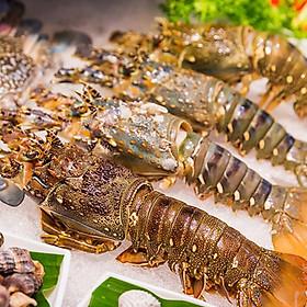 Sài Gòn Prince Hotel 4 - Buffet Hải Sản Tôm Hùm Tối Thứ 7 & Chủ Nhật Miễn Phí Nước Ngọt