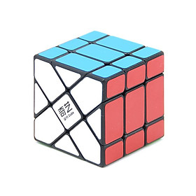 Rubik biến thể QiYi Fisher Cube black hiệu QiYi