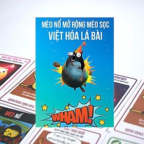 Mèo Nổ Mở Rộng Streaking Kittens Việt Hóa – Bản Mở Rộng Số 5