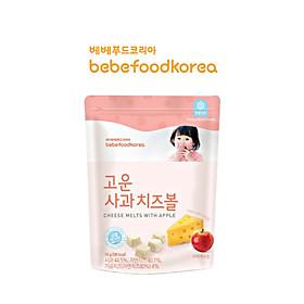 Phô mai khô sấy lạnh cho bé Bebefood Hàn Quốc