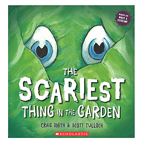 The Scariest Thing In The Garden (With Audio SD)