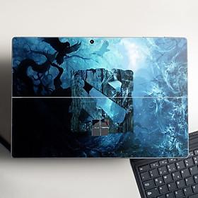 Skin dán hình Dota 2 x04 cho Surface Go, Pro 2, Pro 3, Pro 4, Pro 5, Pro 6, Pro 7, Pro X