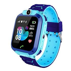 Đồng hồ định vị trẻ em Q12 2019 ( hàng nhập khẩu ) tặng 1 cục sạc nguồn