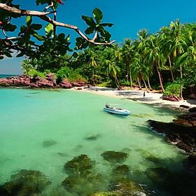 Tour Khám Phá Hòn Móng Tay, Hòn Mây Rút Phú Quốc, Câu Cá, Lặn Ngắm San Hô 01 Ngày