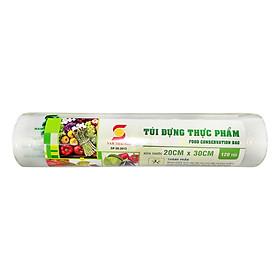 Hình đại diện sản phẩm Túi Đựng Thực Phẩm Tự Hủy Sinh Nam Thái Sơn (20 x 30 cm)