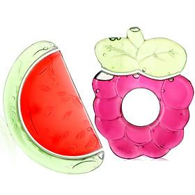 Combo 2 Cắn Nướu Mềm Có Nước Kidsme giúp giảm đau, ngứa nướu trong giai đoạn mọc răng ( giao 2 mẫu ngẫu nhiên)