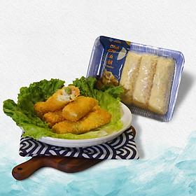 Chả Giò Cá Hồi Mayonnaise - 250g