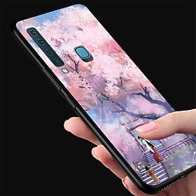 Hình ảnh Ốp điện thoại dành cho máy Samsung Galaxy A9 2018 - 2 mẹ con MS ACIKI004