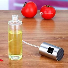Bình xịt dầu ăn thuỷ tinh 100ml