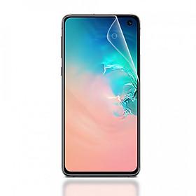 Miếng Dán Bảo Vệ Màn Hình Điện Thoại Samsung S10 (3 Miếng)