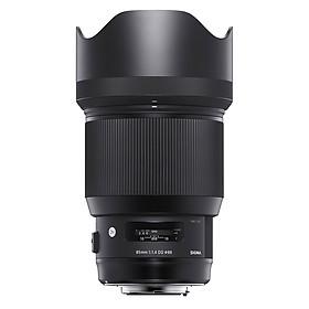 Ống Kính Sigma 85mm F/1.4 Art - For Nikon - Hàng Chính Hãng