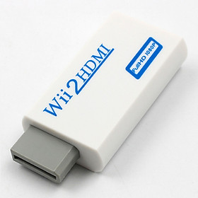 720P 1080P Full HD HDTV Wii to HDMI Video Converter Adaptor