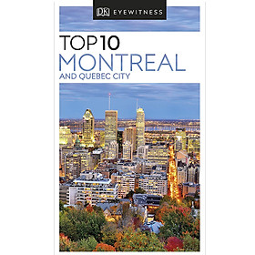 Top 10 Montreal and Quebec City - Pocket Travel Guide (Paperback)