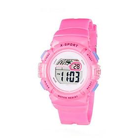 Đồng hồ đeo tay trẻ em 9586 NT 18 (Hồng)