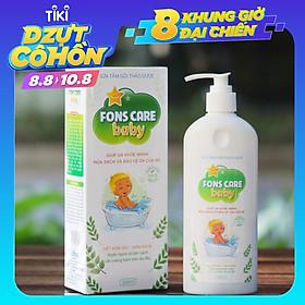 Sữa Tắm Gội Chiết Xuất Thảo Dược Cho Bé Fons Care Baby (300ml)