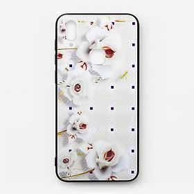 Ốp lưng dành cho Vivo V11i họa tiết Hoa