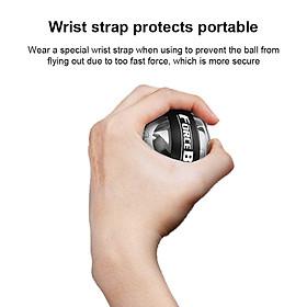 Wrist Ball Forceball Novelty LED PVC Pastime Relax Stress-11