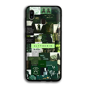 Ốp lưng Harry Potter cho điện thoại Samsung Galaxy A20 - Viền TPU dẻo - 02096 7787 HP03 - Hàng Chính Hãng