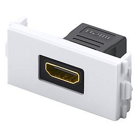 Đầu Nối Wallplate HDMI Âm Tường Ugreen 20317 - Hàng Chính Hãng